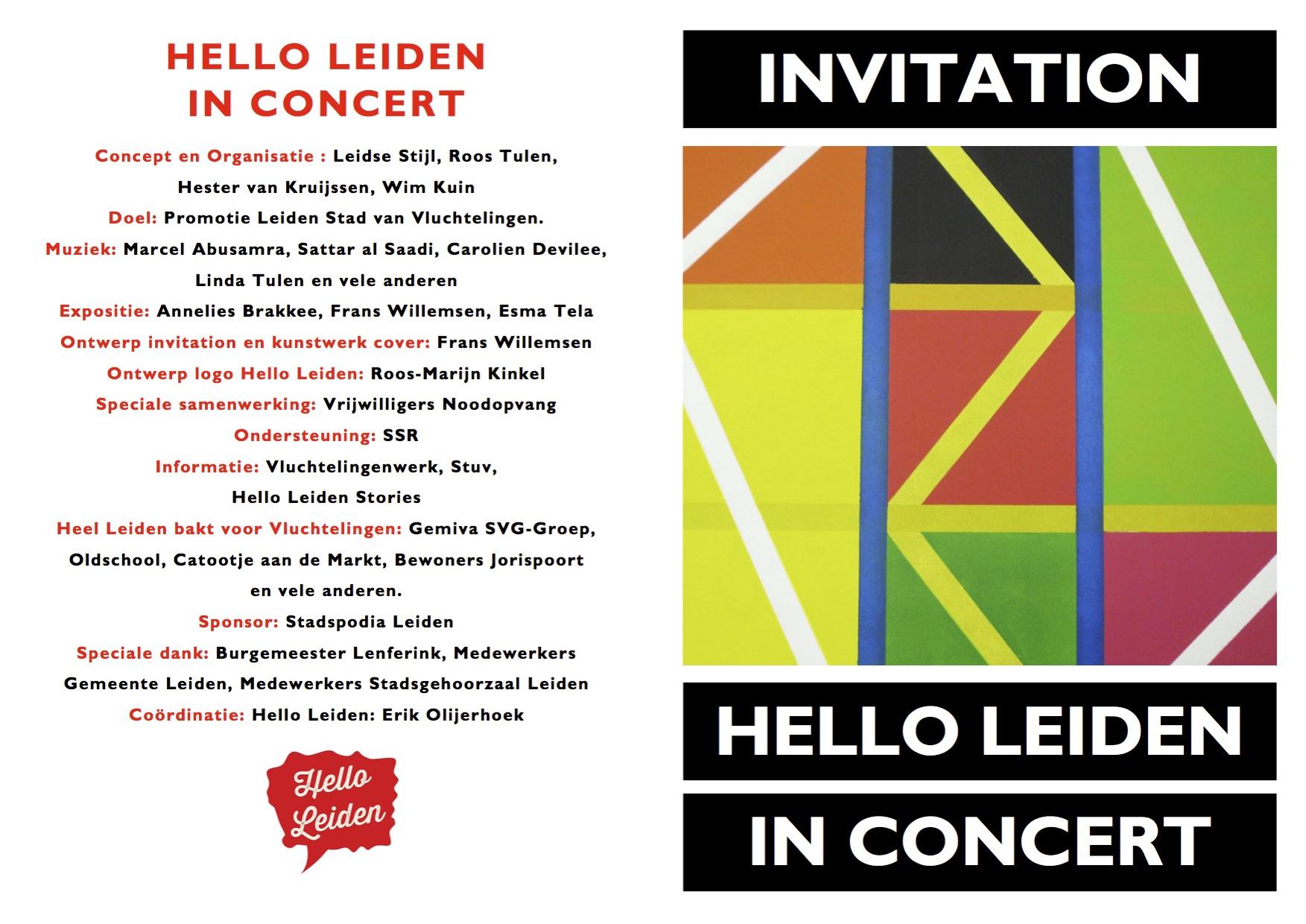 Flyer Hello Leiden 1